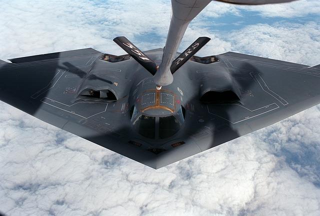 Aircraft, Delta Wing, Stealth Bomber, Radar