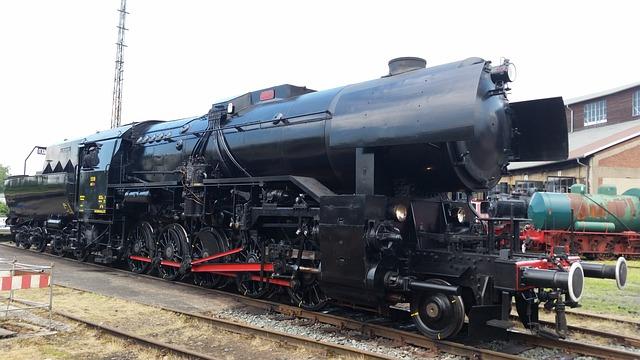 Steam Locomotive, 5519, Hanau, Event