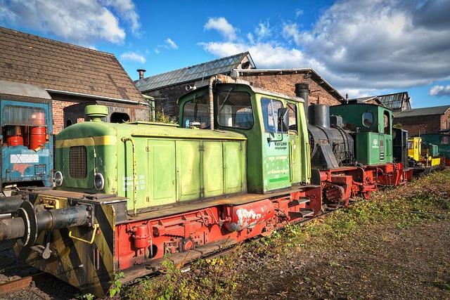 Railway, Steam Locomotive, Loco, Locomotive