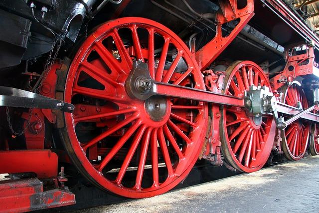 Steam Locomotive, Loco, Railway, Locomotive, Rail