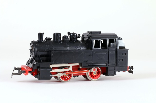 Railway, Model Railway, Model, Steam Locomotive