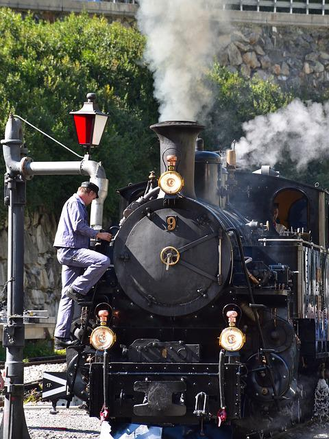 Steam Railway Furka-bergstrecke, Steam Locomotive