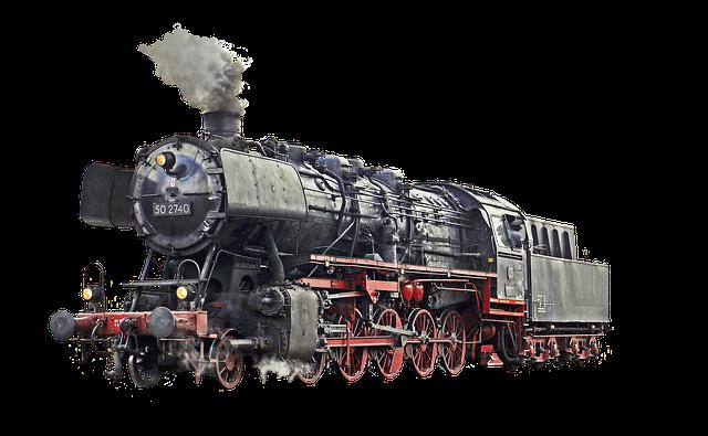 Locomotive, Loco, Train, Railway, Steam Locomotive