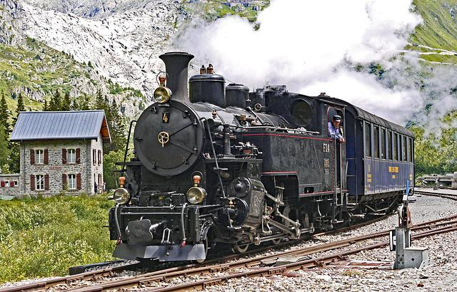 Steam Railway Furka-bergstrecke, Locomotive 4