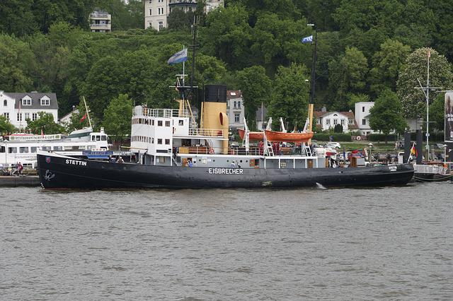 Tug, Steamboat, Steam Navigation, Steam Tractor