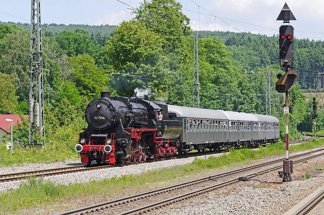 Steam Locomotive, Steam Train, Event