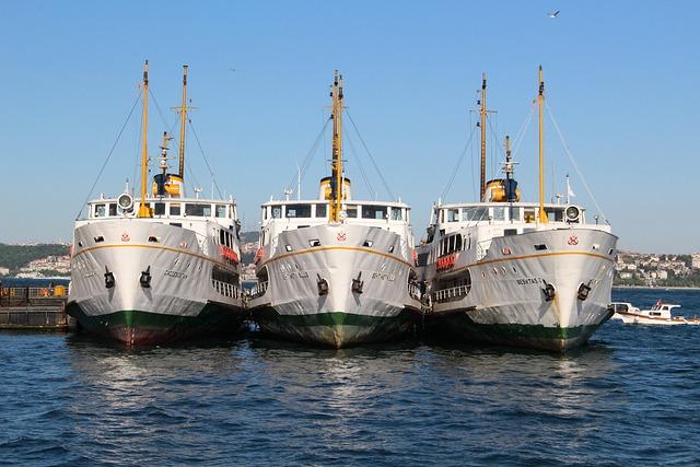 Istanbul, Turkey, Bosphorus, Orient, Steamboat