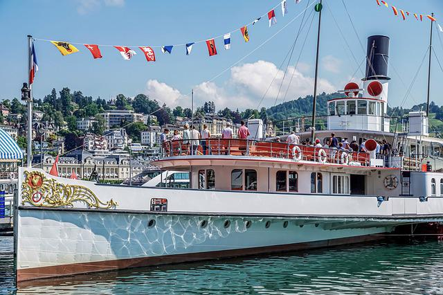Steamboat, Steamer, Ship, Paddle Steamer, Tourism