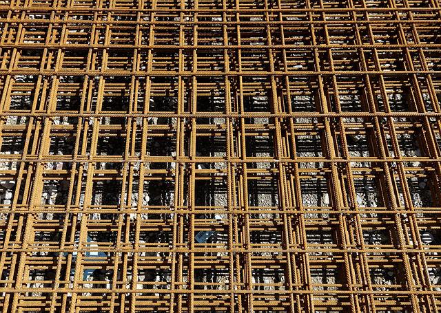 Reinforcement, Steel Beams, Steel, Housebuilding, Site