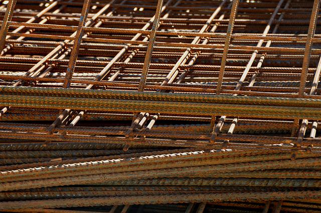 Steel For Construction, Matting, Reinforcement