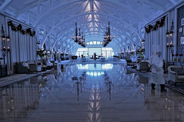 Travel, Modern, Company, Industry, Steel, Architecture
