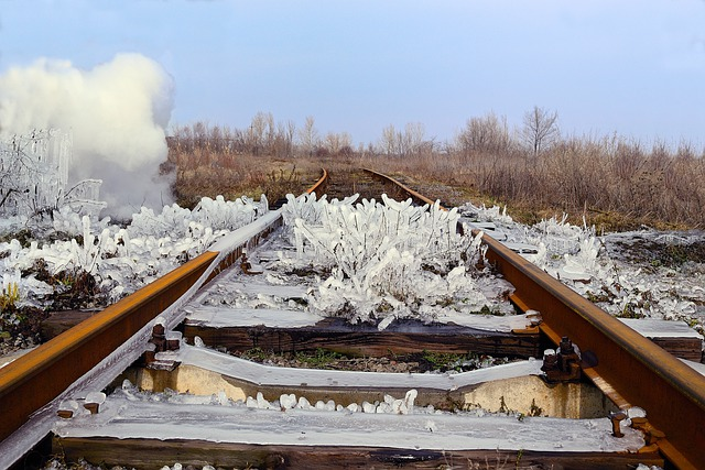 Railway, Rails, Train, Travel, Route, Ways, Steel