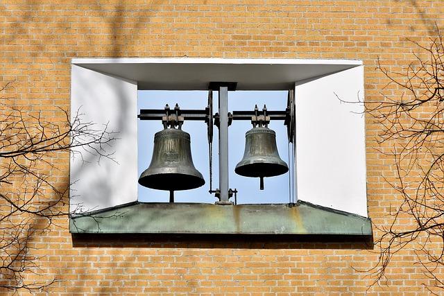 Bells, Church Bells, Bell Tower, Tower Bell, Steeple