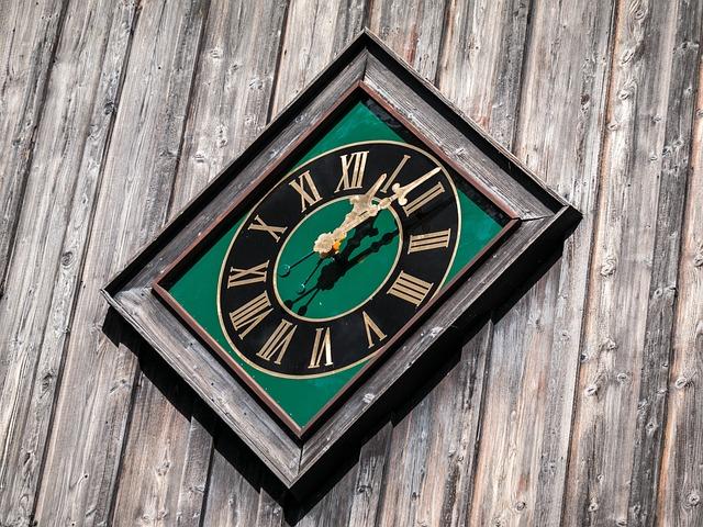 Clock, Church Clock, Clock Tower, Steeple, Dial
