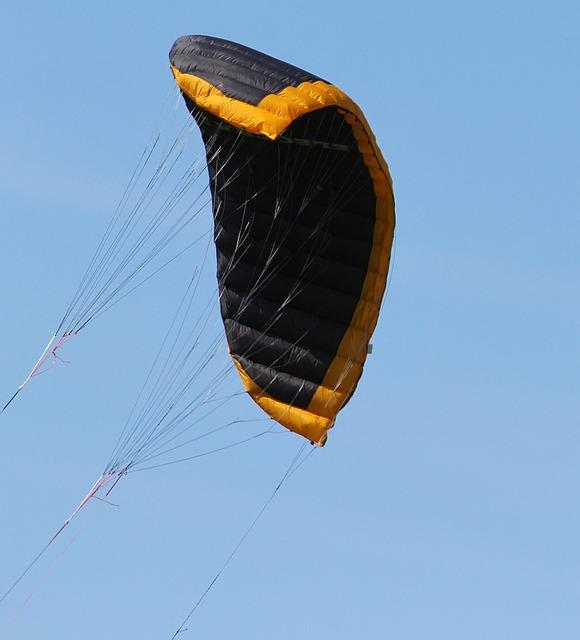 Kite, Dragon, Fly, Windscreen, Steering Kite Sailing