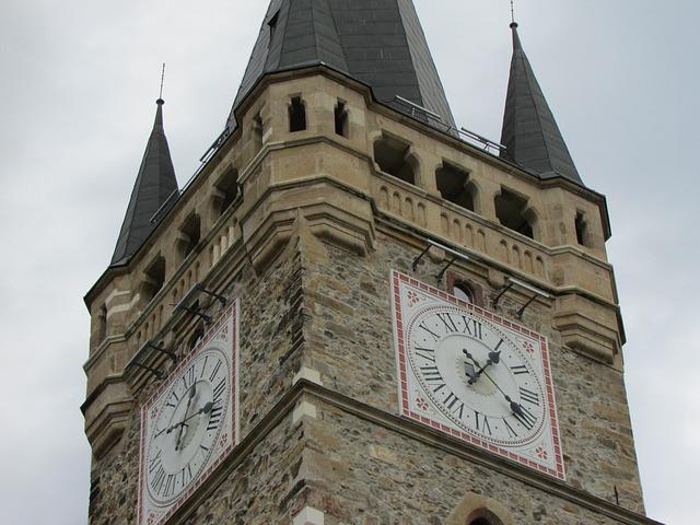 Tower, Stefan, Baia Mare, Transylvania