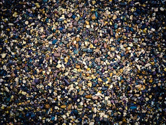 Stones, Pebble, Steinchen, Background, Structure