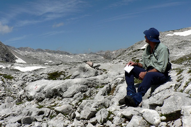 Steinernes Meer, Austria, Stones, Sea, Rocks, Trail
