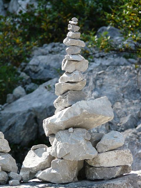 Steinmann, Cairn, Stones, Turret, Cairns, Steinmanderl