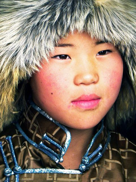 Mongolia, Travel, Nomadic, Gobi Desert, Steppe, Girl