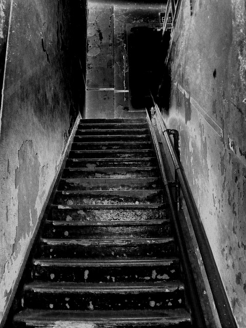 Stairs, Architecture, Steps, Climb, High, Staircase