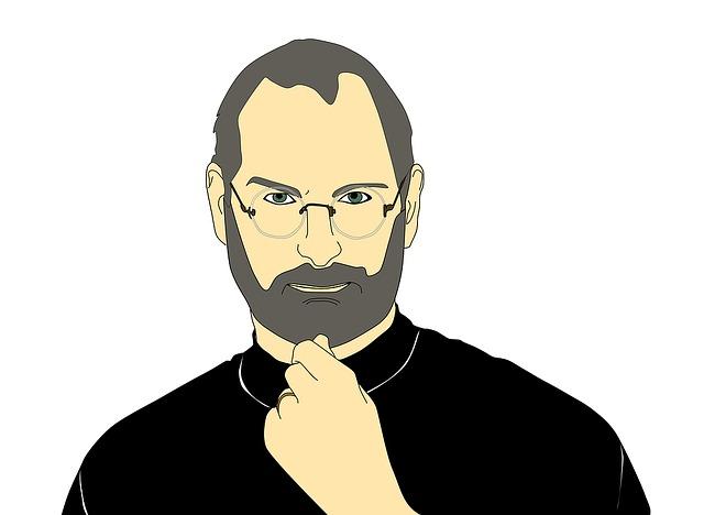 Steve Jobs, Technology, Illustration