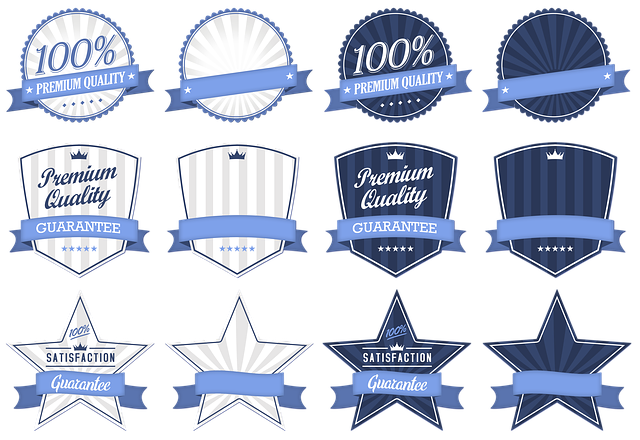Badge, Sticker, Label, Stamp, Ribbon, Collection