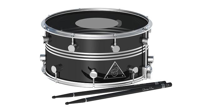 Small Drum, Snare Drum, Drum Sticks, Sticks, Drums