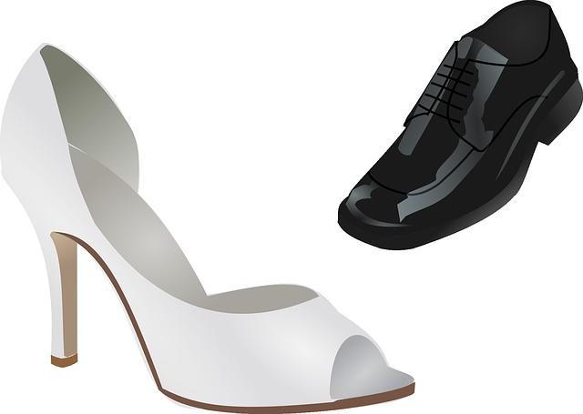 Shoes, Wedding, Stiletto, High Heeled Shoe