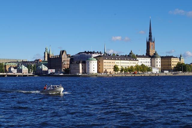 Stockholm, Sweden, Royal Palace
