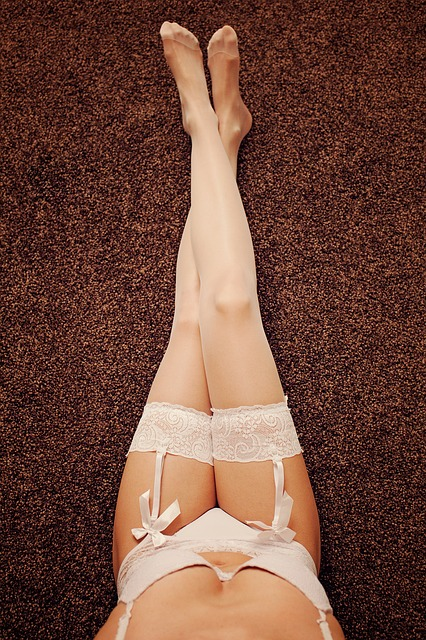 Sexy, Stockings, Lingerie, Woman, Girl, Young Woman