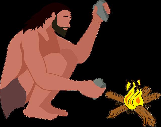 Stone Age, Caveman, Primitive, Neanderthal, Prehistoric