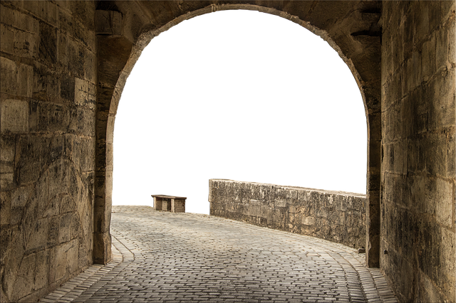 Goal, Stone Gate, Ancient Times, Stone Arch, Felsentor