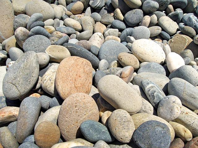 The Stones, Stone, Rocky Beach, Rocky, Beach, Seaside