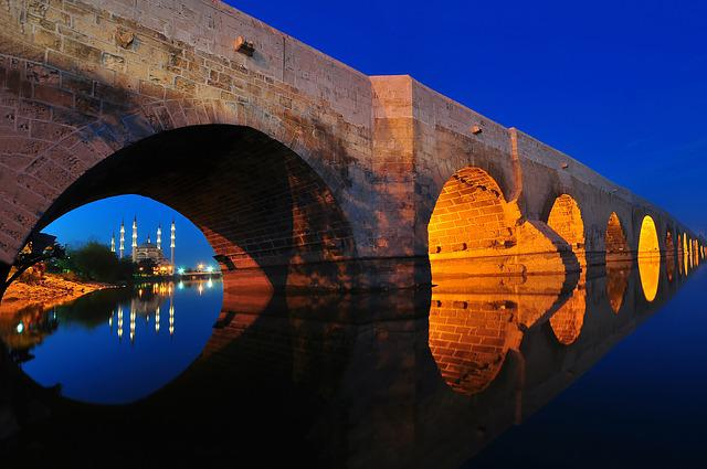 Adana, Old, Stone Bridge
