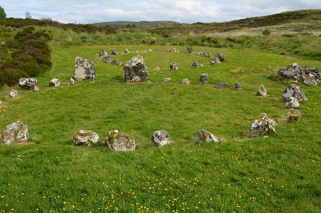 Travel, Ireland, Stone Circles, Megalithic Structure