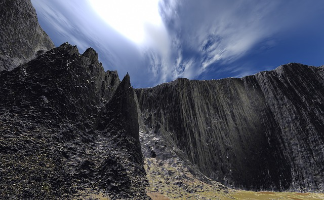 Wall, Mountain, Climbing, Rock, Stone, Steep, High