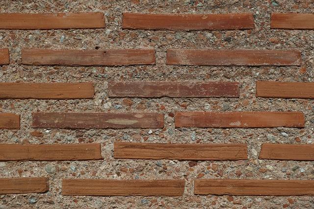 Stone, Wall, Concrete, Old, Nobody, Background, Macro