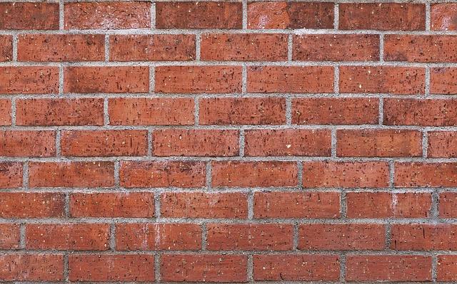Wall, Brick, Facade, Hauswand, Stone, Burned, Building