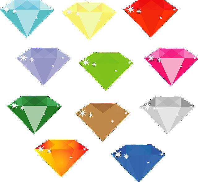 Diamond, Gems, Jewellery, Stone