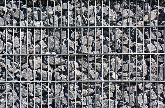 Pattern, Background, Texture, Grid, Stone