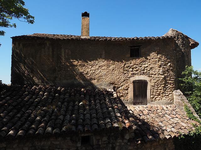 Home, Stone House, Building, Architecture