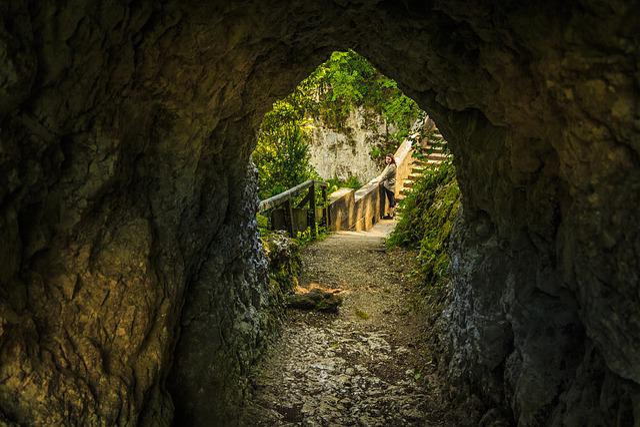 Rock, Devil's Bridge, Stone, Felsentor, Mountains