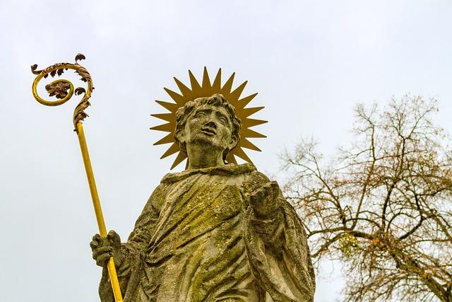 Statue, Stone, Figure, Faith, Stone Figure, Old