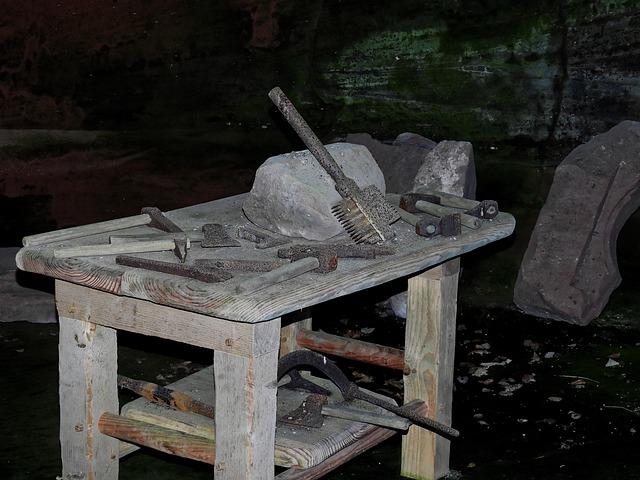 Steinmetz, Tool, Chisel, Stone, Profession, Stone Work