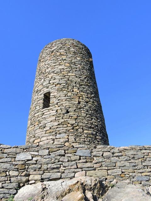 Torre, Stone, Medieval, Vernazza, Cinque Terre, Liguria