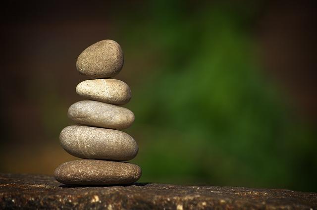 Stones, Stone Troll, Background, Nature