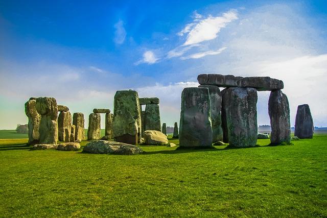 Stonehenge, Monument, Stones