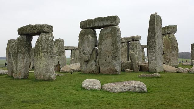 Stonehenge, Stone Circle, England