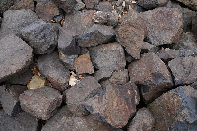 Stones, Textures, Background, Structure, Quarry Stone